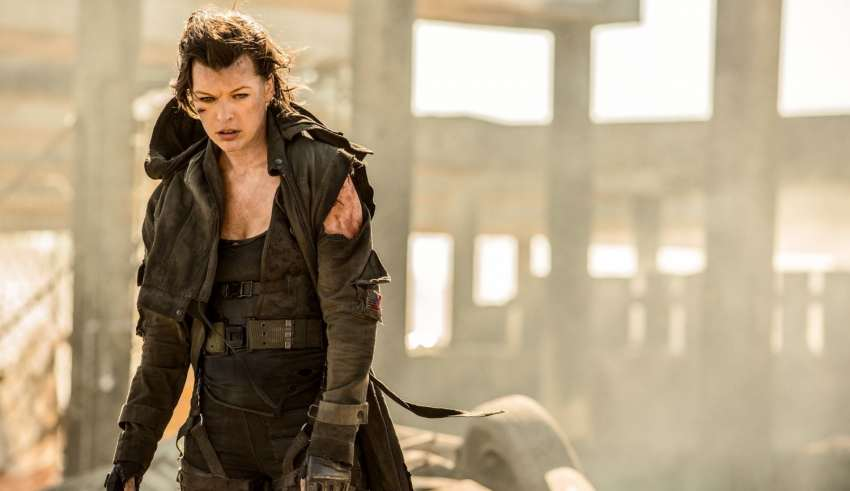 Get ready for yet another Resident Evil cinematic universe