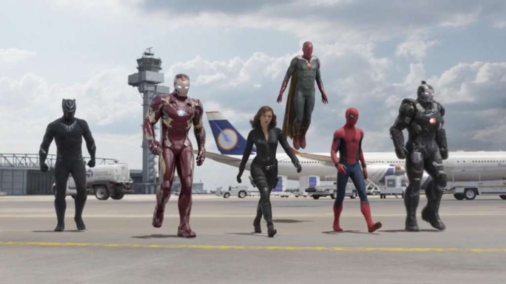 See the First Teaser Trailer For Marvel's