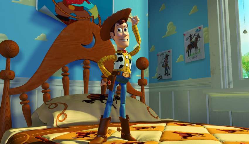 andys dad woody backstory theory debunked  toy story director andrew stanton