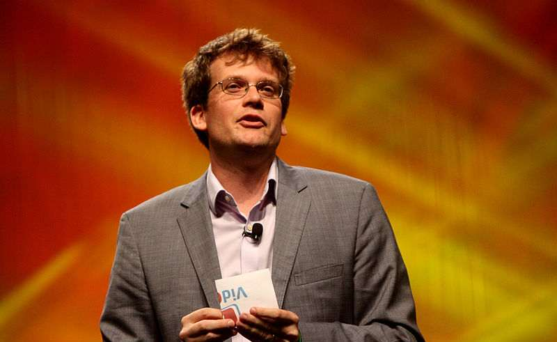 PRH to publish new John Green book in October