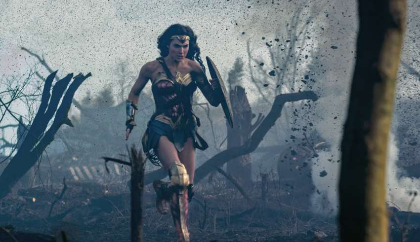 'Wonder Woman' Smashes Domestic Box Office Record For Female Directors