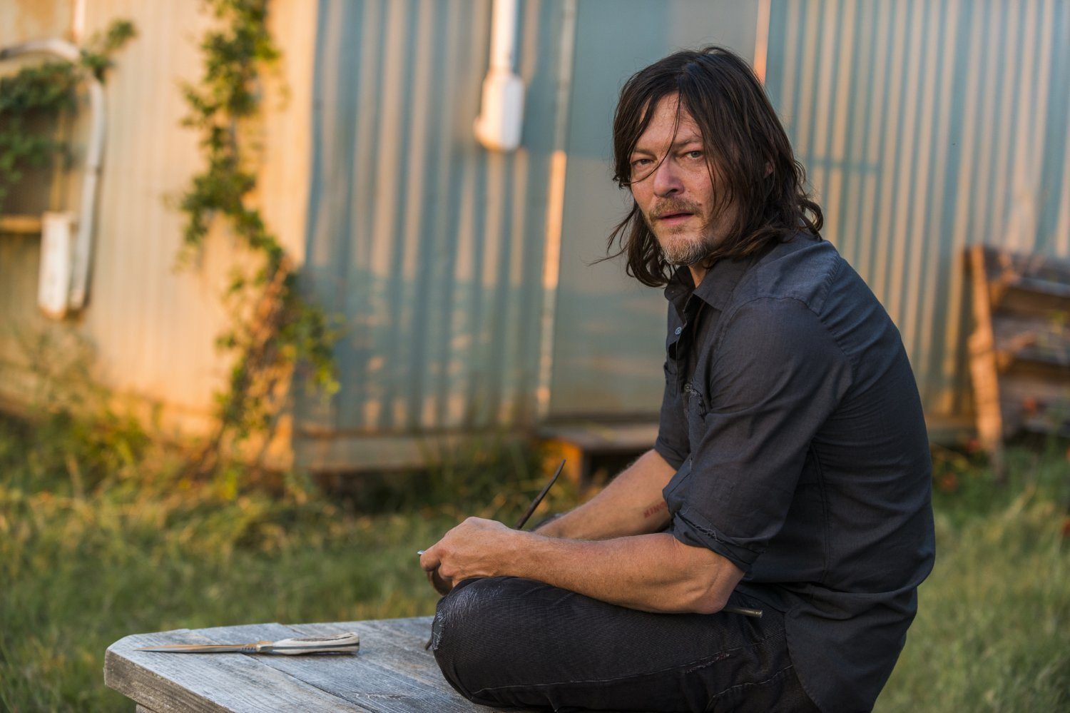 'The Walking Dead' Stuntman Dies After Falling On Set Of The Show