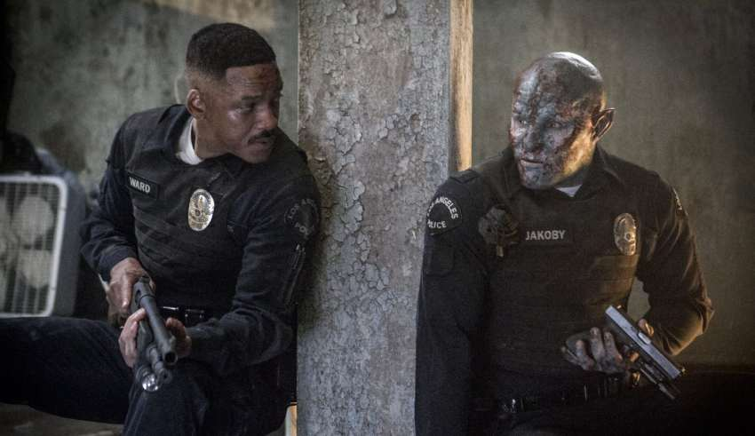 First 'Bright' Trailer Finds Will Smith Fighting Against Elves & Reptile People