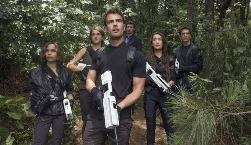 'Divergent' TV Series Being Developed By Starz Network