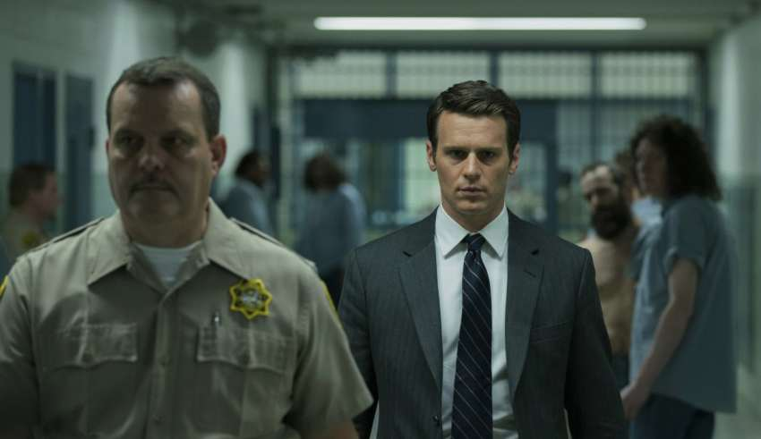 Watch Jonathan Groff Study Psychopaths in David Fincher's Next Netflix Series