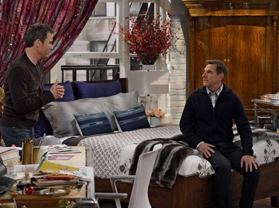 'Will & Grace' Season 9, Episode 9 'There's Something