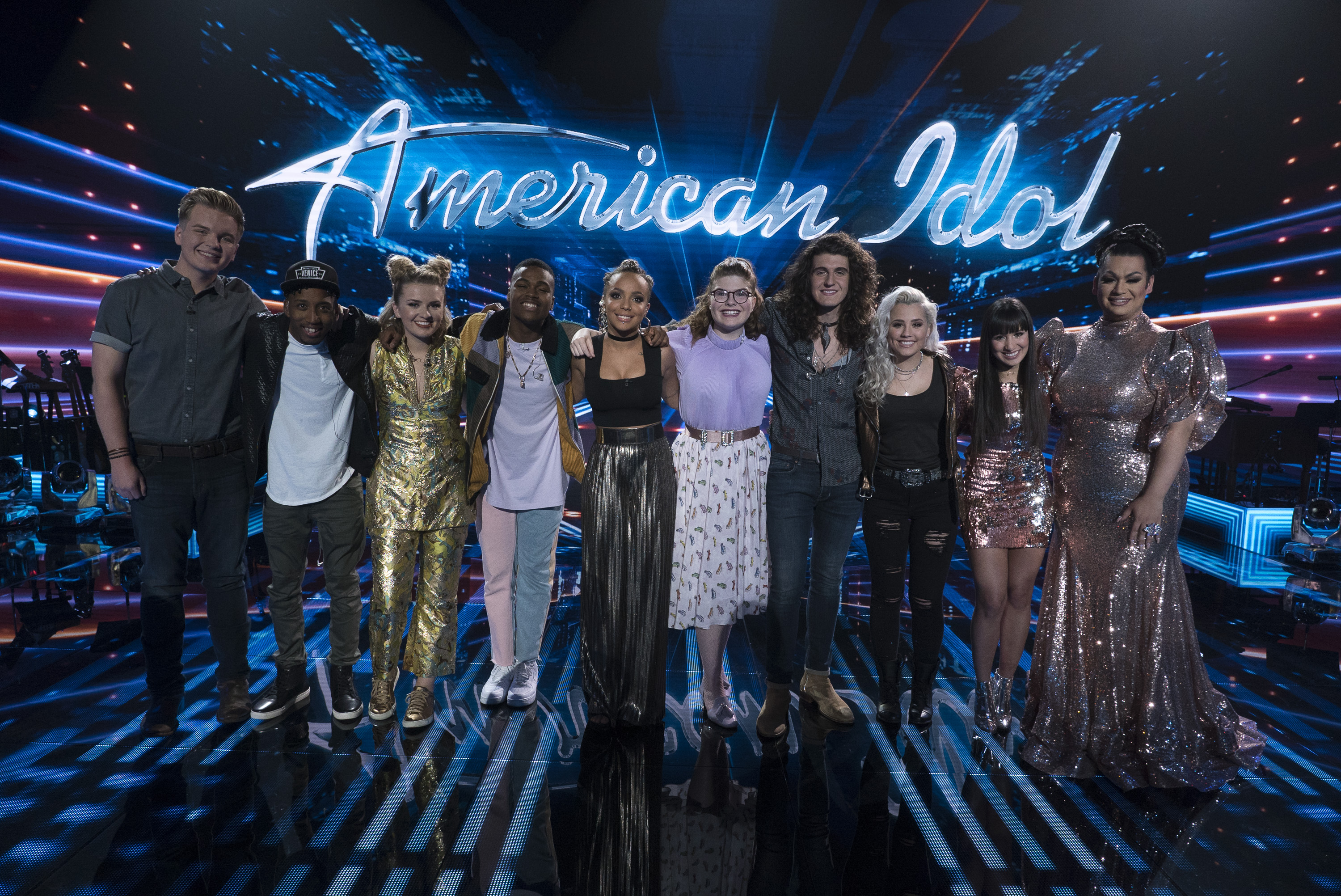 U2018american Idol U2019 Season 16  Episode 14   U2018top 10