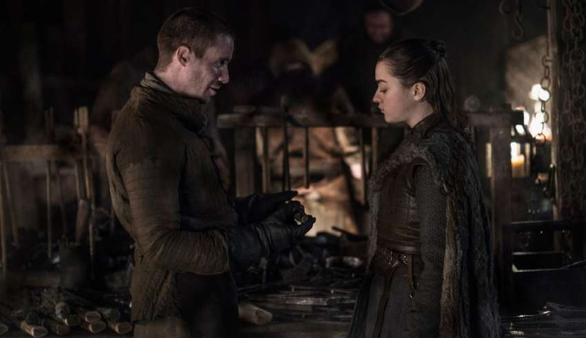 Game Of Thrones Season 8 Why Does Arya Want That Weapon