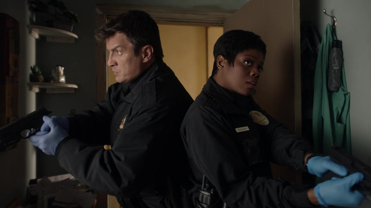 The Rookie' Season Finale 'Free Fall' Recap: Terror Threat | TV