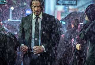 Keanu Reeves in John Wick Chapter 3 - Parabellum 2019