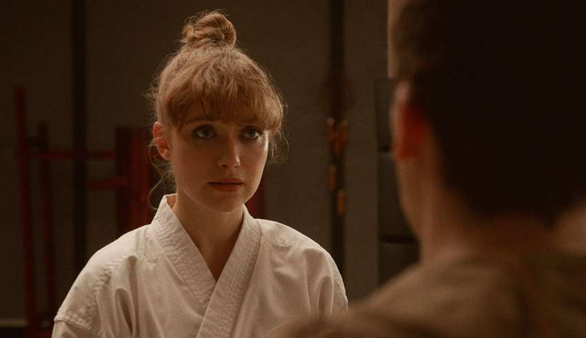 Imogen Poots in The Art of Self-Defense (2019), Black Christmas