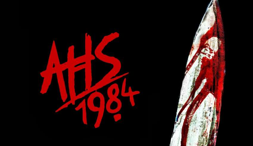 Image result for AHS 1984 Poster